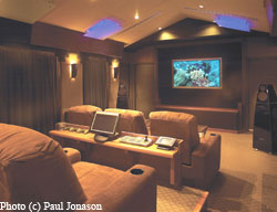 Home design image ideas home theater ideas on a budget Home theater design ideas on a budget