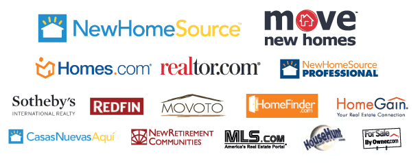 NewHomeSource listing partners