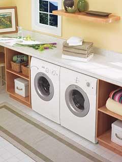 Gas Dryer New Under Counter